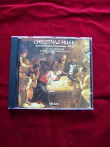 CHRISTMAS MUSIC FROM RENAISSANCE EUROPE THE SIXTEED CD