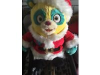 Christmas limited edition Disney store special agent ohso