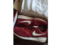 Mens Nike Red