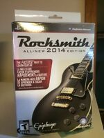 Rocksmith 2014 edition PS3 for sale!