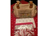 Blooming Gorgeous / Yummy mummy changing bag