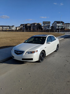2006 Acura TL w/ Nav Package