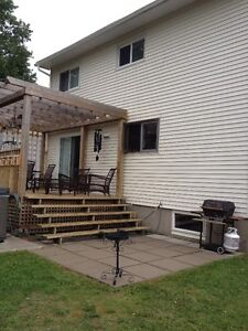 Petawawa - 4 bedroom home / furnished if required