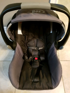 EUC Britax B-Safe infant car seat