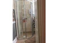 Bathroom shower cabinet