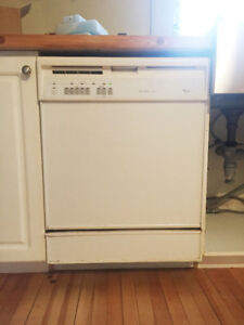 Dishwasher for sale, functions like new