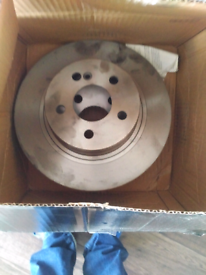 MDC956 MINTEX Brake Disc front PAIR