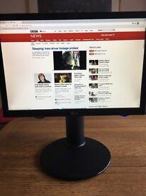 LG Monitor L206W