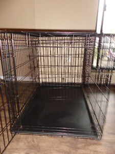 Dog Cage in excellent condition;  here is the Dimensions:  Heigh London Ontario image 3