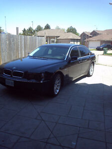 2004 BMW 7-Series 745li($8900 OBO...must sell...etested !!)