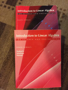 Introduction to Linear Algebra for Science and Engineering 1st e