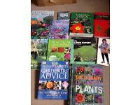 11 gardening books