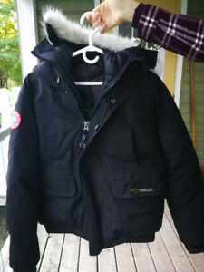 Canada Goose womens winter jacket