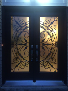 Steel and Fiber glass Entrance Doors *** WINTER SPECIAL***