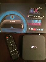 M8 Android TV Box - Liberty Village, Fort York, and City Place!!
