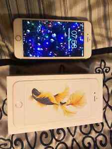 IPhone 6s plus with Rogers