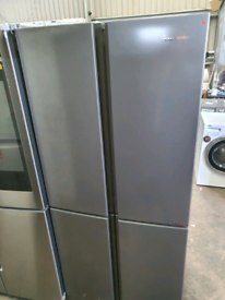 Fridgematser american fridge freezer
