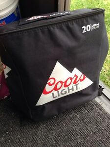Coors light beer cooler bag