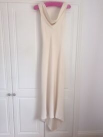 Sabina Motasem size 12 wedding dress