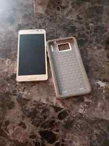 Samsung alpha 32 gb for sale with case