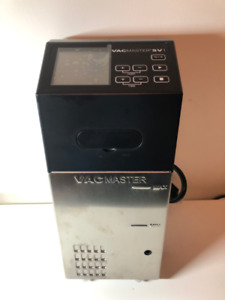 VacMaster SV1 Professional Sous Vide Immersion Circulator - New!