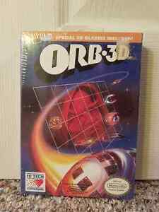 Factory Sealed NES Orb 3D