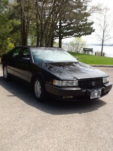 1996 Cadillac STS Black/black Coupe (2 door)