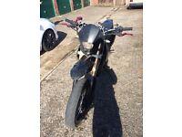 Superbyke rmr 125cc 12 months mot not piaggio gilera Honda Yamaha
