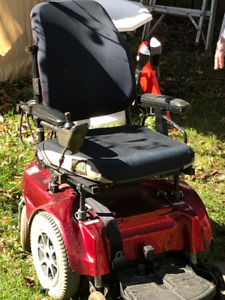 Jazzy Electric Wheelchair 1120