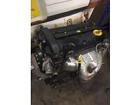 Vauxhall 1.2 16v engine