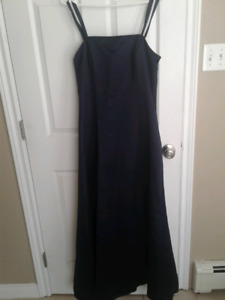 Navy prom/ bridesmaid dress