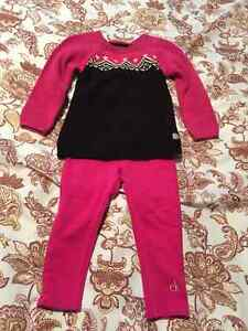 Girls size 2T outfit.