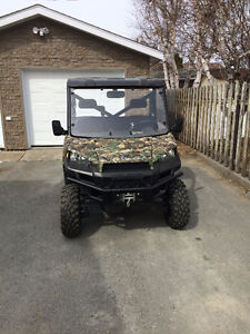 Polaris Ranger XP 900 Camo