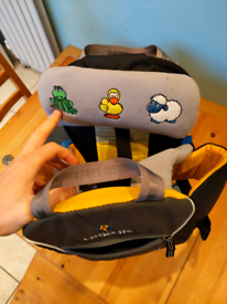 Little life backpack for carrying kids