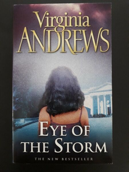 (NEW BOOK) - Eye Of The Storm - Virginia Andrews - The Hudson Family #3.