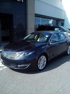 2014 Lincoln MKZ Cabriolet