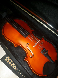 GOOD SOUNDING 3/4 NEW VIOLIN ☆☆☆