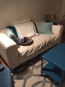 Ikea Love Seat Couch