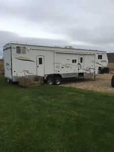 38ft Toy Box Holiday Camper