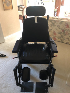"Tilt 20"" wheel chair"