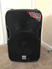 "Alto Truesonic TS115A 15"" Powered Speaker"