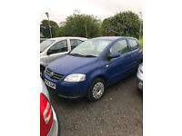 2010 Volkswagen Fox 1.2 +group 1 insurance +nice condition