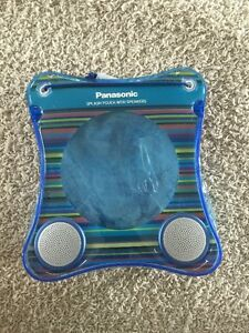 Panasonic Splash Pouch with Speakers Regina Regina Area image 1