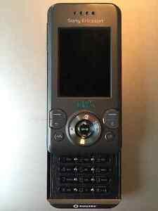 Cell Sony Ericsson W580i