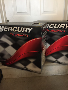 Mercury Bravo Three St/Stl Propellers