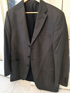 MENS SUIT JACKET AND MATCHING PANTS