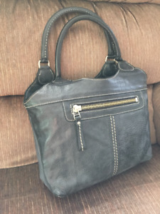 Black Roots Purse Never Used