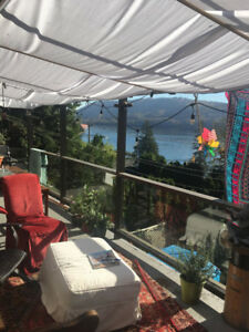 2 rooms available In Deep Cove / North Van