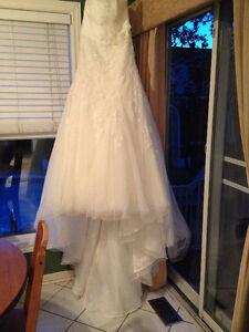 Sleeveless Tulle Gown by Blue by Enzoani