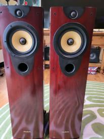 Wharfedale Pacific Evo 20 floor standing speakers